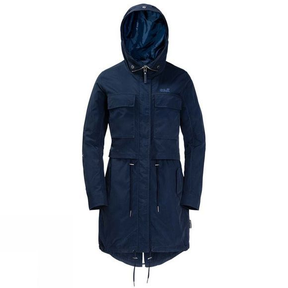 4f7fa1e90e6 Jack Wolfskin Womens Saguaro Parka | Order From The Experts | Cotswold  Outdoor