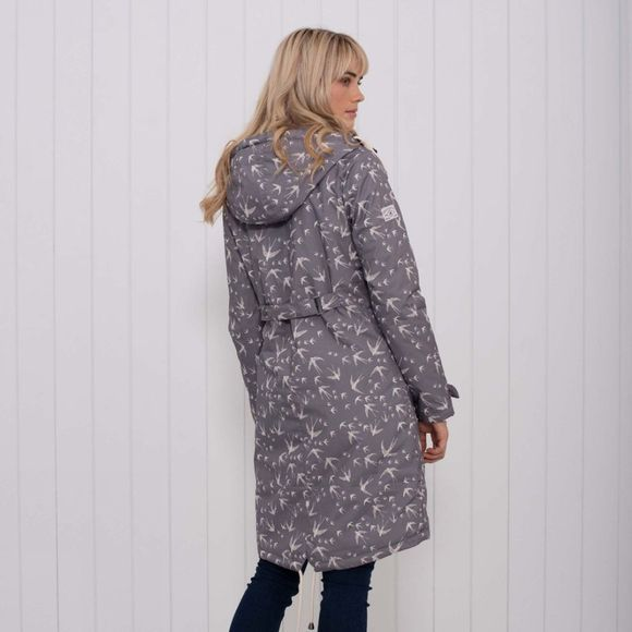 Womens Birds Insulated Parka