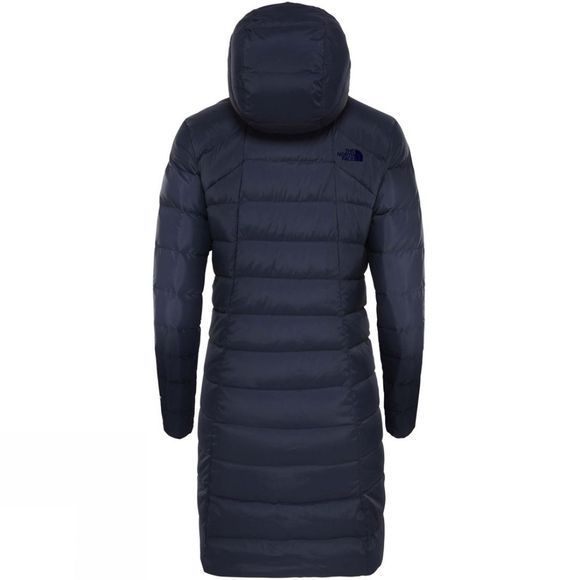 The North Face Womens Stretch Down Parka Urban Navy