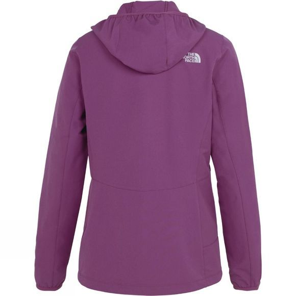 The North Face Womens Nimble Hoodie Wood Violet