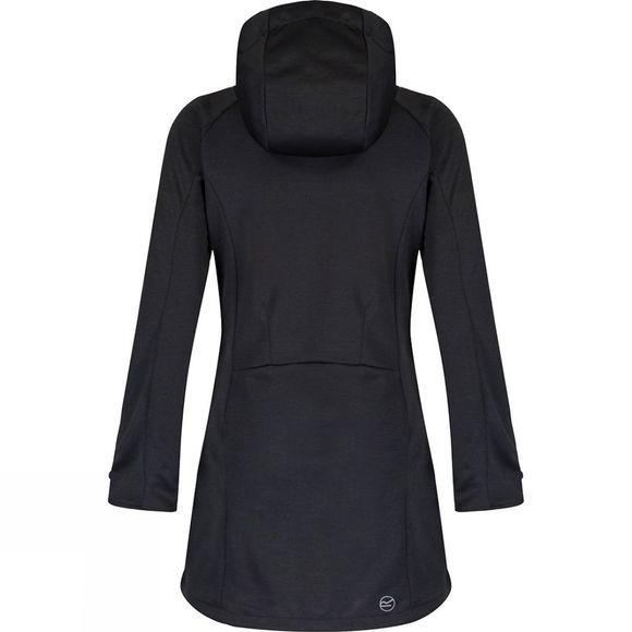 Regatta Womens Lilywood Softshell jacket Black