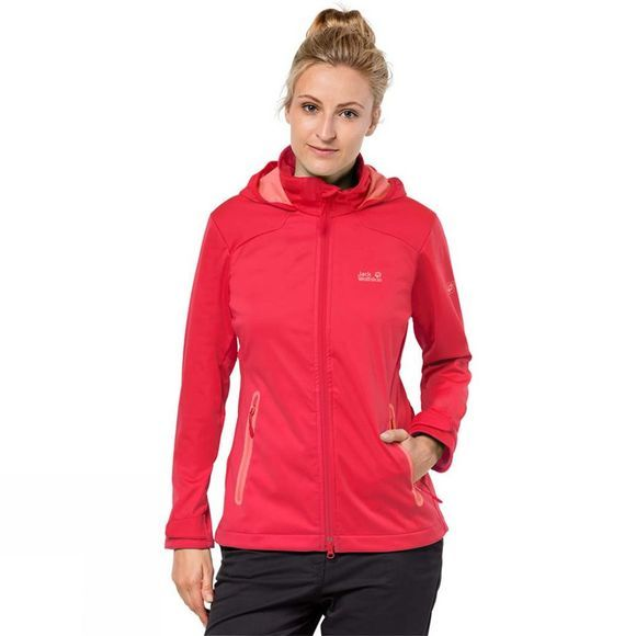 Womens Cusco Valley Softshell Jacket