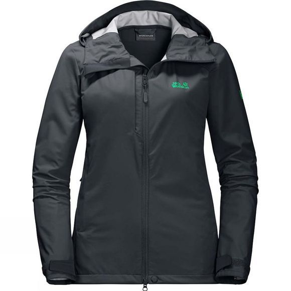 Womens Gravity Flex Softshell Jacket