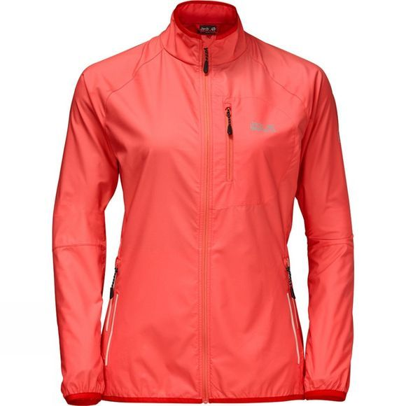 Womens Flyweight Softshell Jacket