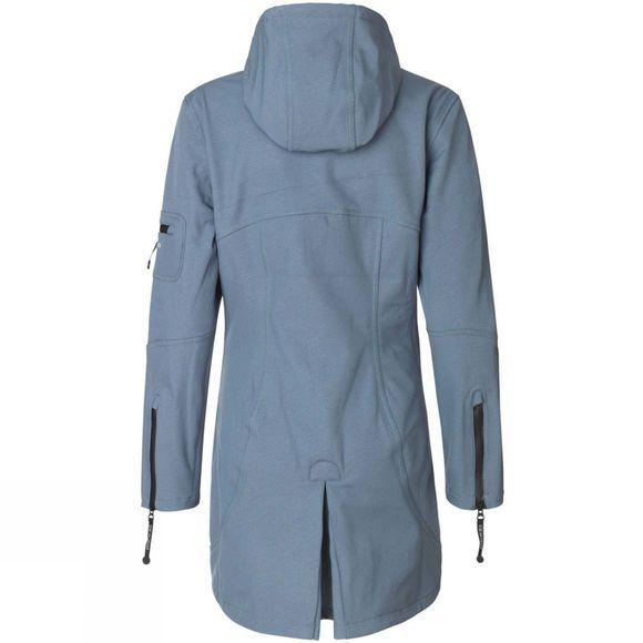 6117a7411cd8a3 Ilse Jacobsen Womens Rain07 3 4 Rain Coat