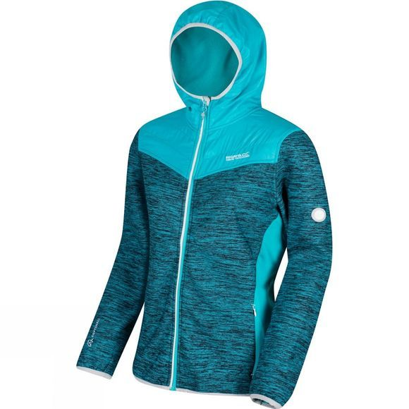 Womens Harra Hybrid Softshell Jacket