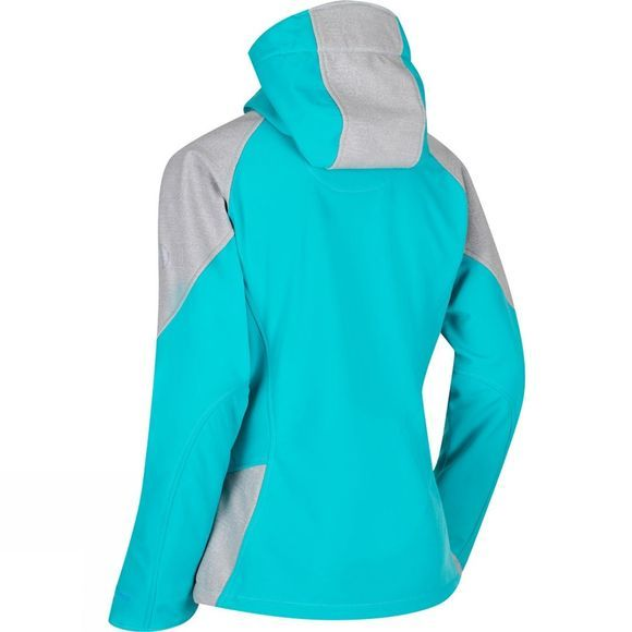 Womens Desoto III Softshell Jacket
