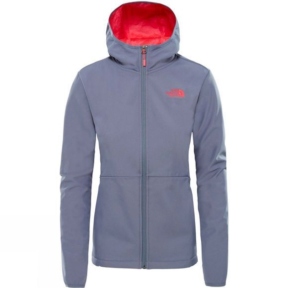 The North Face Womens Tanken Highloft Jacket Grisaille Grey
