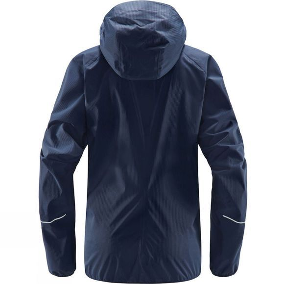 Haglofs Womens L.I.M Proof Multi Jacket Tarn blue