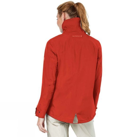 Womens Newport Texapore Ecosphere Jacket