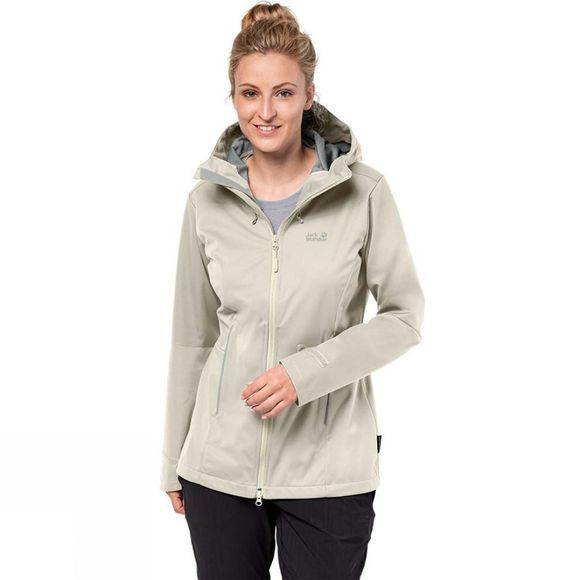 Womens Green Valley Jacket Long