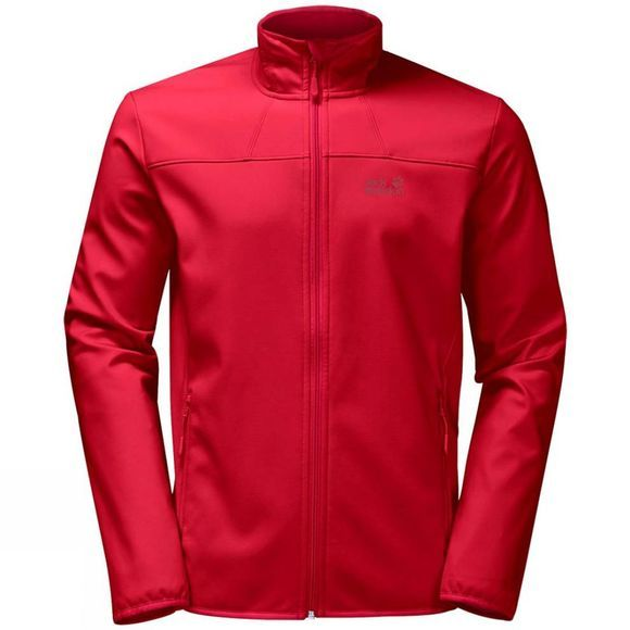 Jack Wolfskin Womens Northern Pass True Red