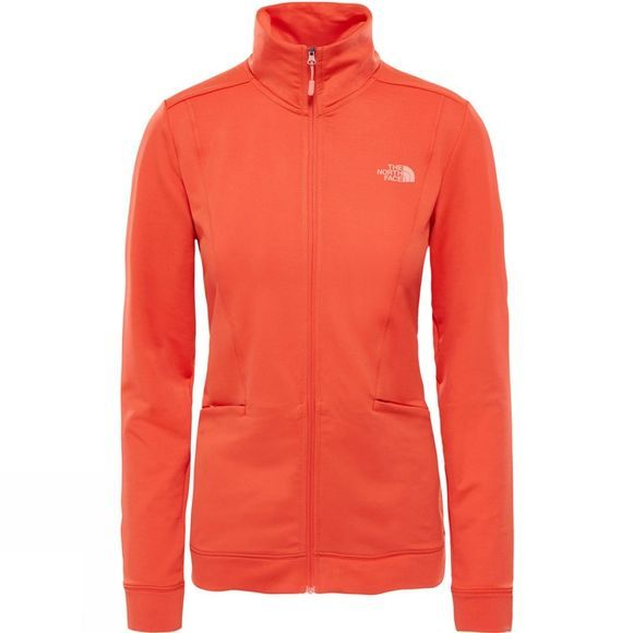 The North Face Hikesteller Jacket Fire Brick Red