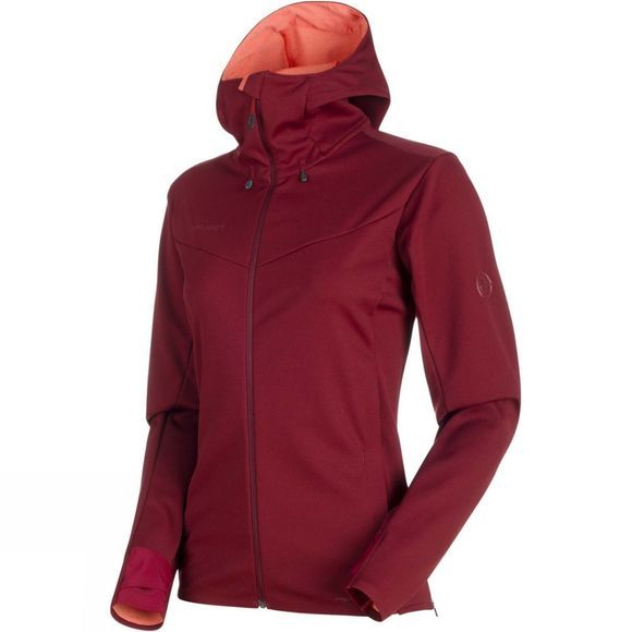 Womens Ultimate V SO Hooded Jacket