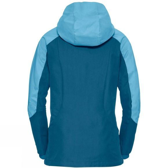 Vaude Womens Skarvan S Jacket Kingfisher