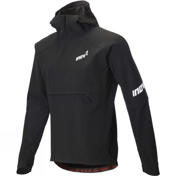Inov-8 Womens Softshell HZ Jacket Black