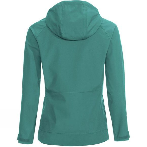Vaude Women's Skomer S Jacket II Nickel Green