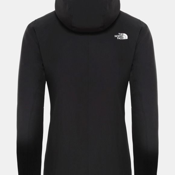 The North Face Womens Shelbe Raschel Hoodie Tnf Black