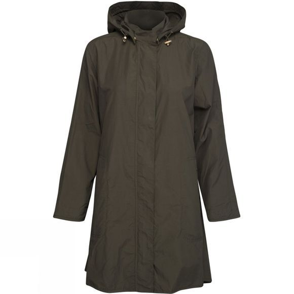 Ilse Jacobsen Womens Coty02 Coat Army