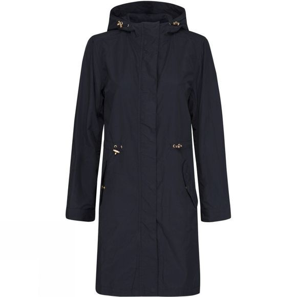 Ilse Jacobsen Womens Coty01 Coat Dark Indigo