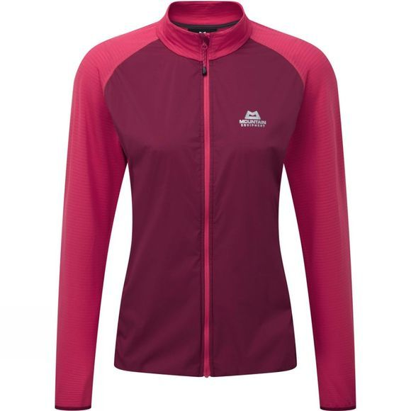 Mountain Equipment Womens Trembler jacket Cranberry/V Pink