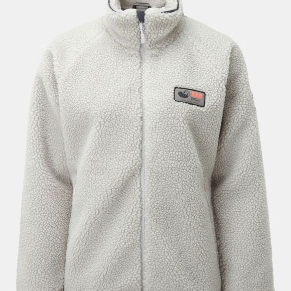 Rab Womens Original Pile Jacket Pewter