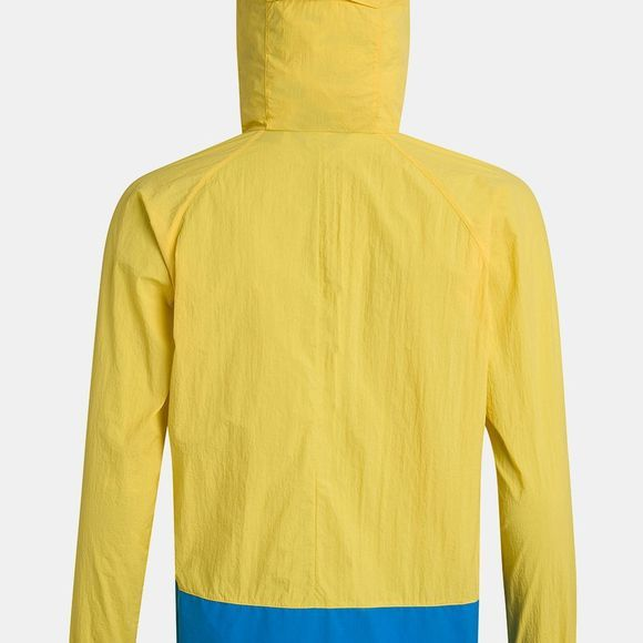 Berghaus Womens Skerray Windproof Half Zip Primrose Yellow/Blithe