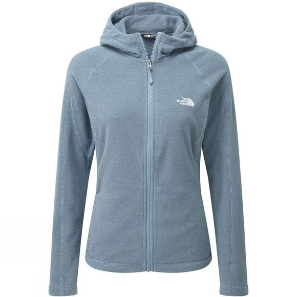 The North Face Womens Brianna Hoody Provincial Blue Stripe