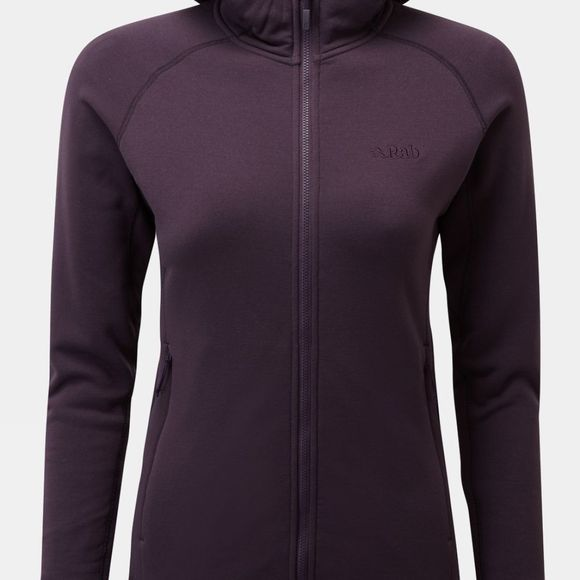 Rab Womens Power Stretch Pro Jacket Deep Ink