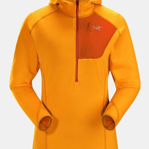 Arc'teryx Womens Konseal Hoody Dawn