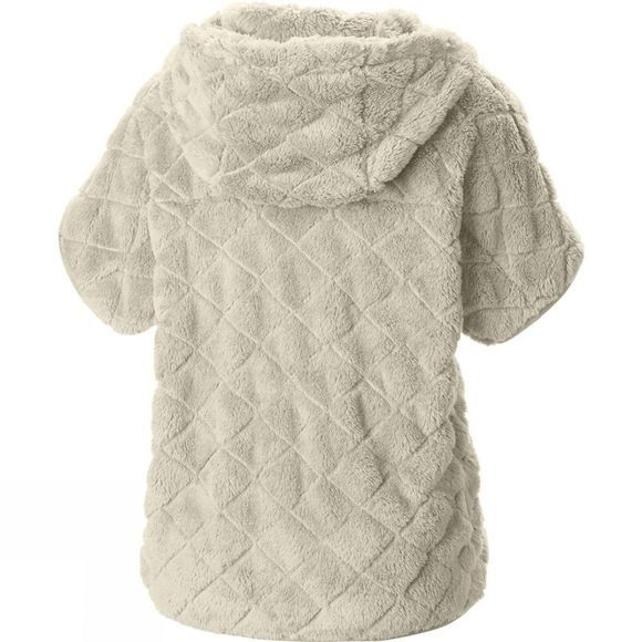 Columbia Womens Fire Side Sherpa Shrug Chalk