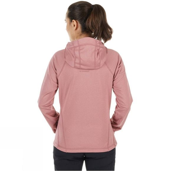 Womens Runbold ML Hooded Jacket
