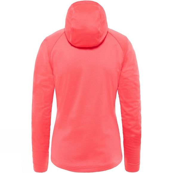 The North Face Tech Mezzaluna Hoodie Atomic Pink