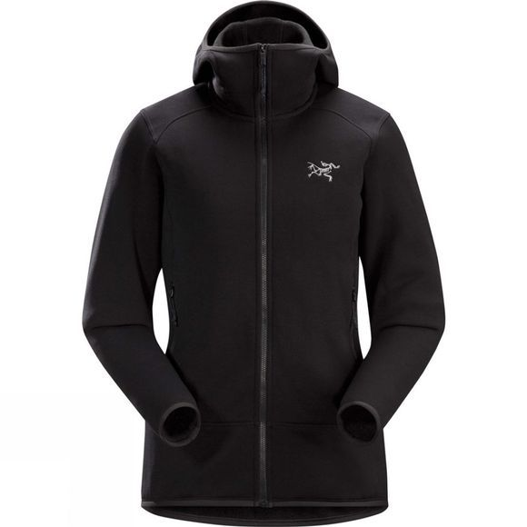 Arc'teryx Womens Kyanite Hoody Black