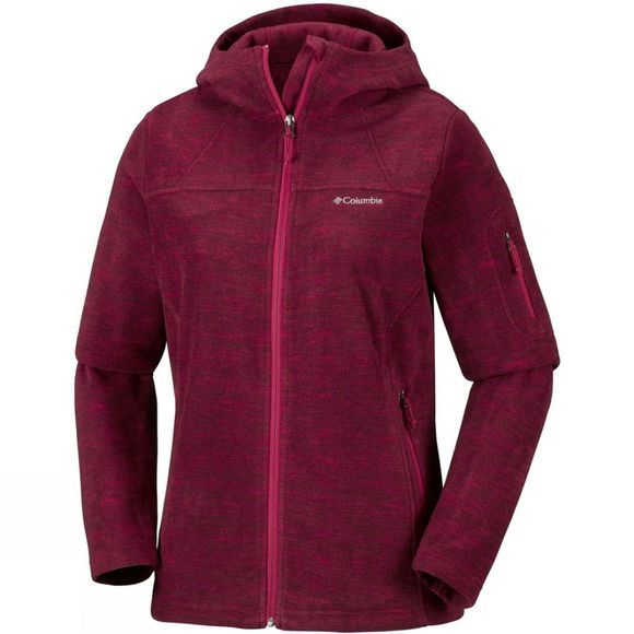 Womens Fast Trek Hooded Jacket
