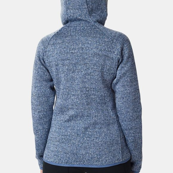 Columbia Womens Chillin Fleece Bluebell