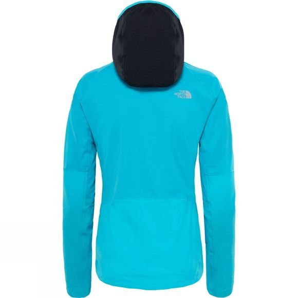 The North Face Summit L4 Windstopper® Hybrid Hoodie Bluebird/TNF Black