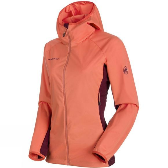 Womens Keiko Light SO Hooded Jacket