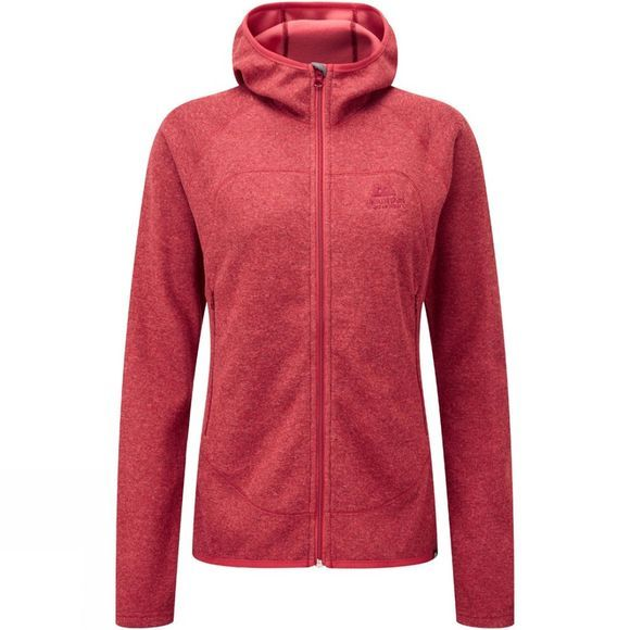 Womens Kore Hooded Jacket