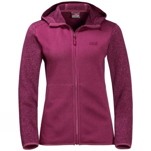 Womens Elk Hooded Jacket
