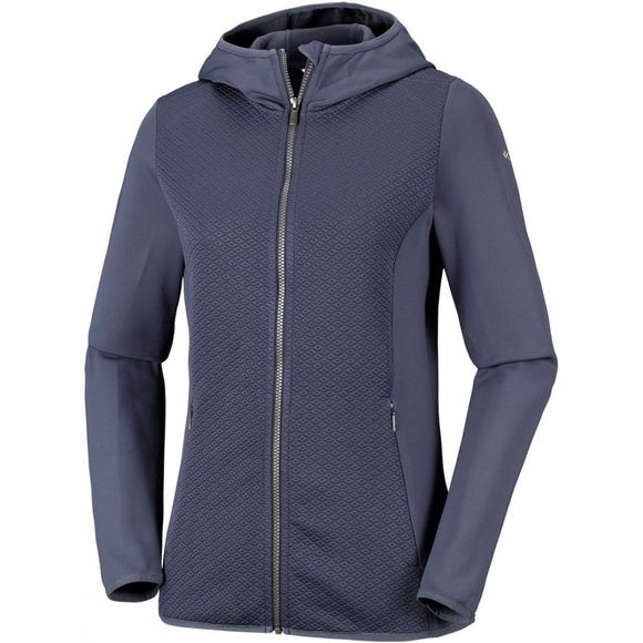 Womens Roffe Ridge Full Zip Hooded