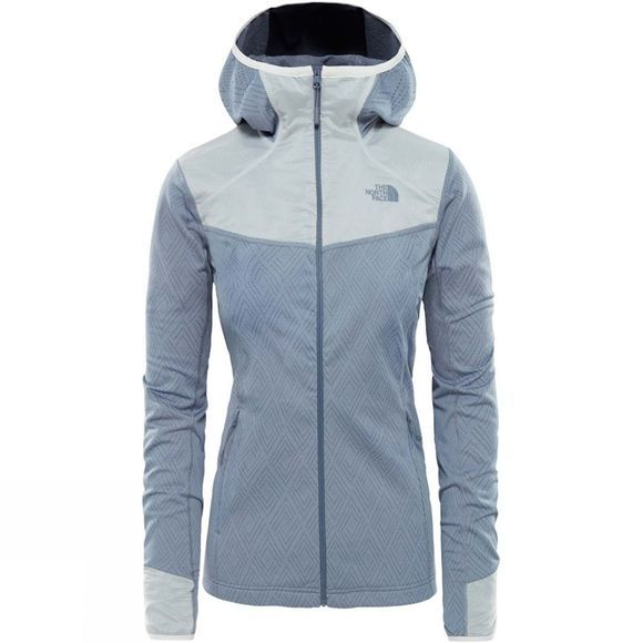 Womens Inlux Tech Midlayer Fleece