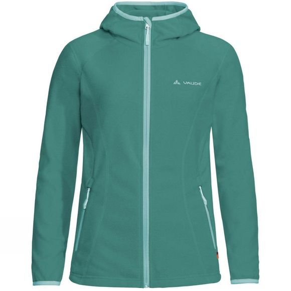 Vaude Women's Sunbury Hoody Jacket Nickel Green