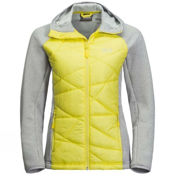 Jack Wolfskin Womens Skyland Crossing Lemon