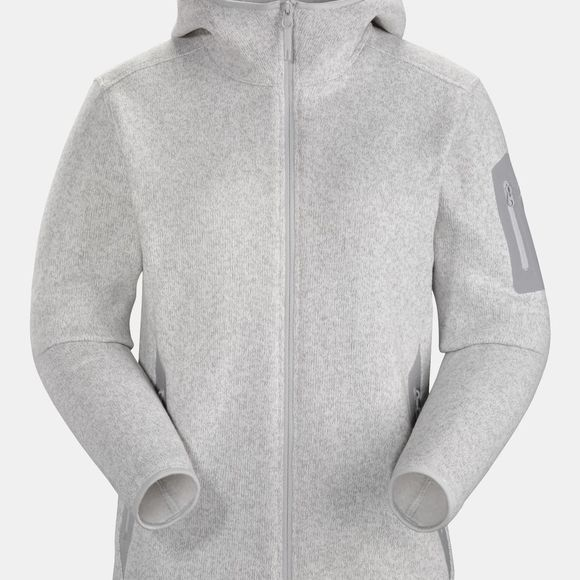 Arc'teryx Womens Covert Hoody Athena Grey Heather