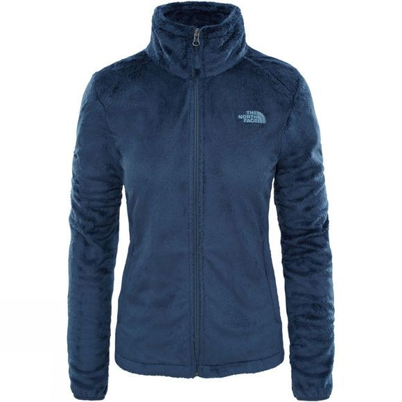 The North Face Womens Osito 2 Jacket Ink Blue