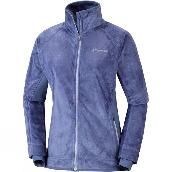 Columbia Womens Pearl Plush II Fleece Eve/ Faded Sky