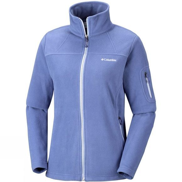 Columbia Womens Fast Trek II Jacket Eve/ Faded Sky