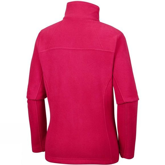 Columbia Womens Fast Trek II Jacket Pomegranate