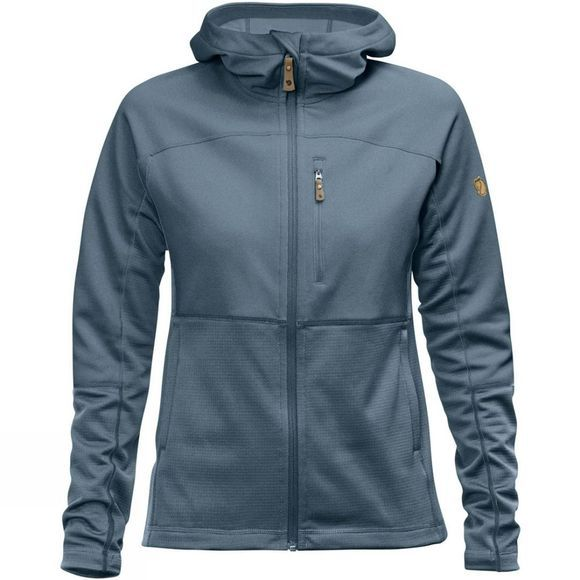 Fjallraven Womens Abisko Trail Fleece Dusk